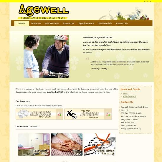 Agewell Artsz Medical Group