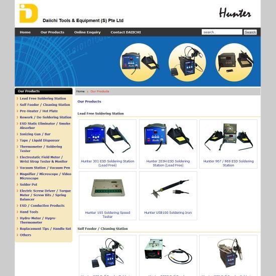 Daiichi Tools & Equipment