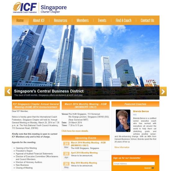 ICF Singapore