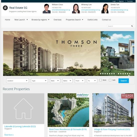 Real Estate SG