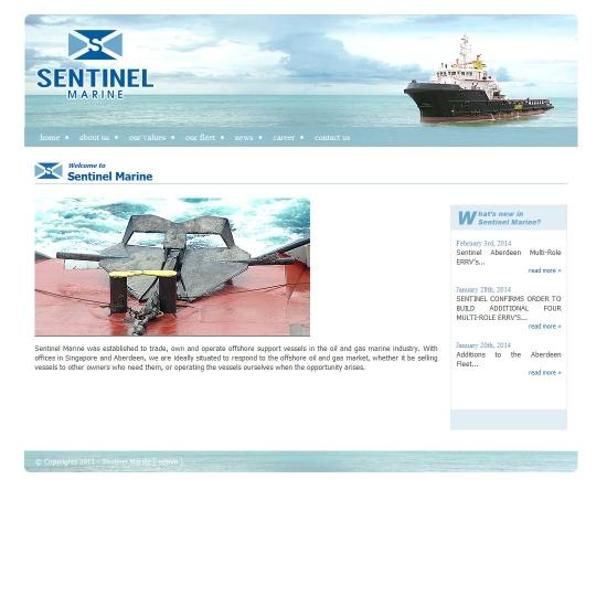 Sentinel Marine